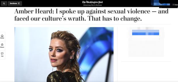Amber Heard và Johnny Depp: Cuộc hôn nhân phim giả tình thật biến thành drama bạo hành, đào mỏ không hồi kết - Ảnh 9.