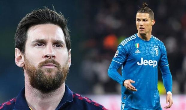 Ronaldo có thể bị cắt giảm hơn 9 triệu euro tiền lương, đội của Messi dự tính cầu viện cầu thủ trợ giúp tiền bạc - Ảnh 1.