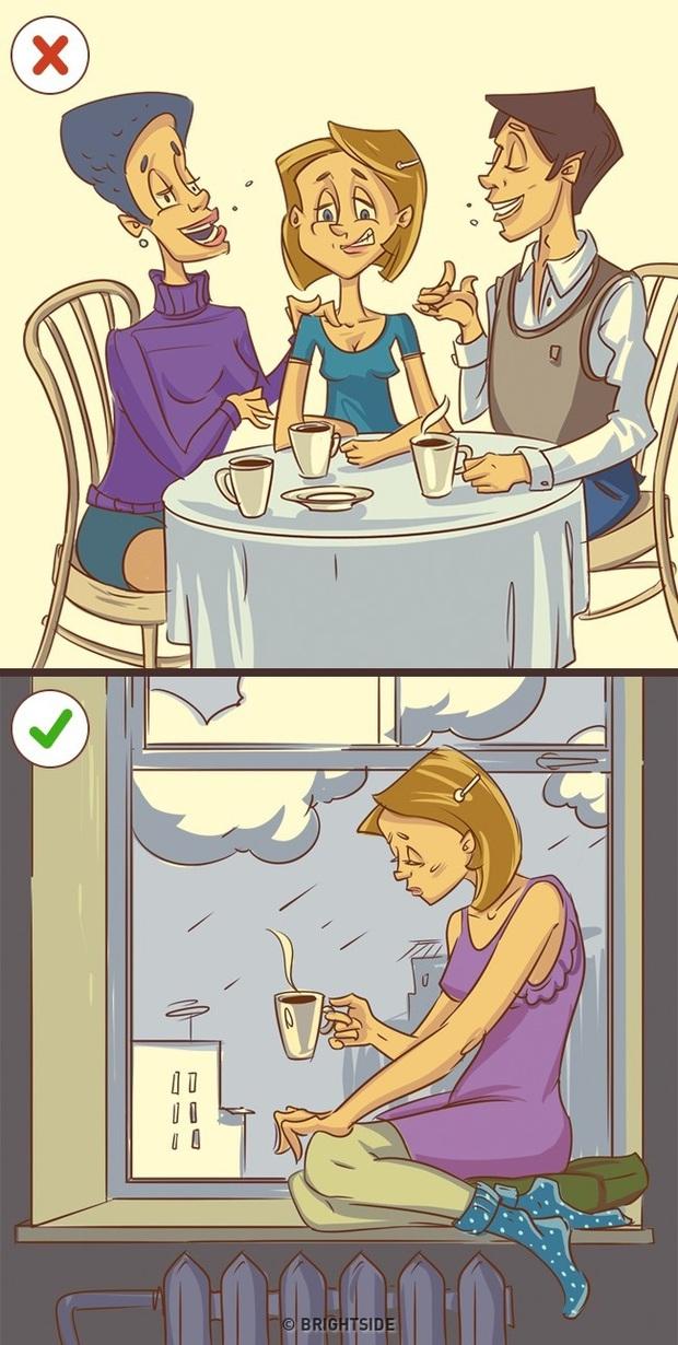 12 bí quyết giúp bạn hạnh phúc hơn bất kì ai dù bạn chẳng xinh đẹp cũng không hề giàu có - Ảnh 5.