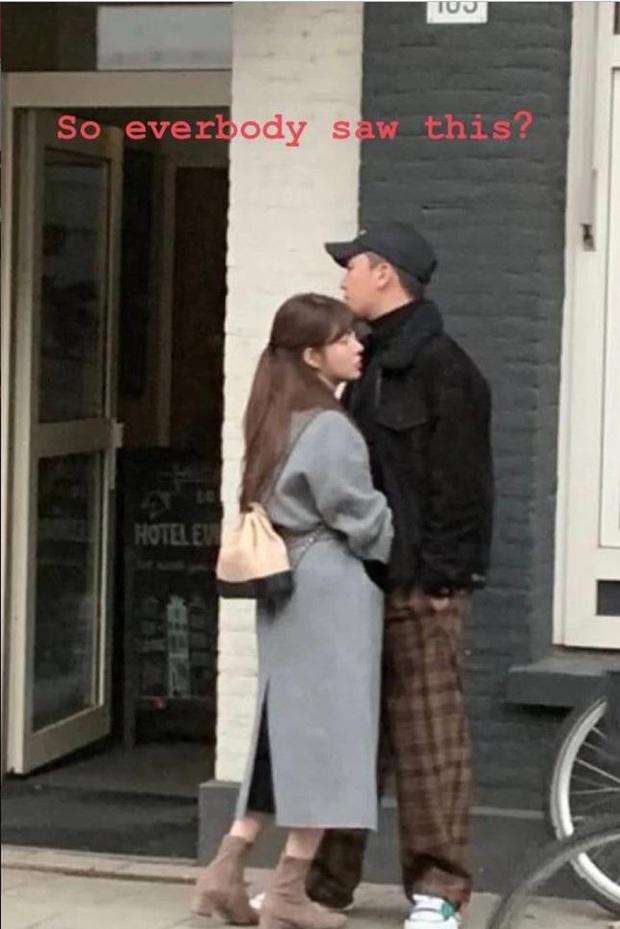Bạn gái bí mật bị nghi xuất hiện trong clip nhập ngũ của Seungri: Chính là bạn thân sexy của Jisoo (BLACKPINK) ngày nào? - Ảnh 6.