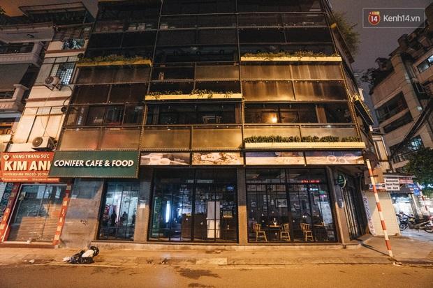 Hưởng ứng lời kêu gọi, hàng loạt hàng quán ở Hà Nội rủ nhau đóng cửa vô thời hạn để chống lại dịch Covid-19 - Ảnh 5.