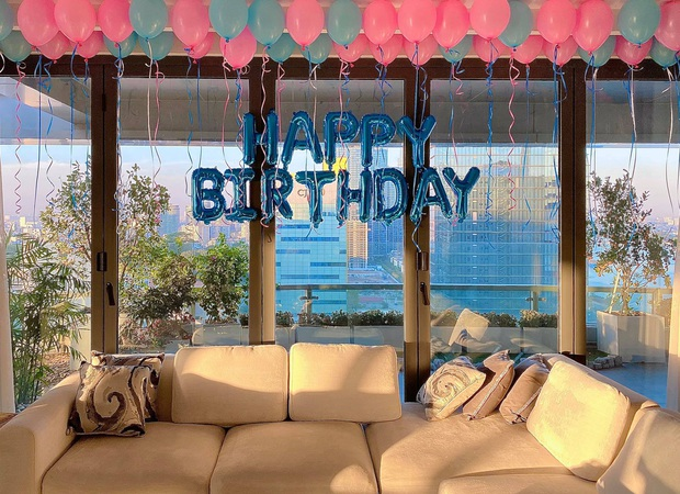 Vợ chồng Đặng Thu Thảo mở tiệc sinh nhật mừng con gái tròn 2 tuổi, dấu hiệu ẩn ý trên chiếc bánh kem chiếm spotlight - Ảnh 2.