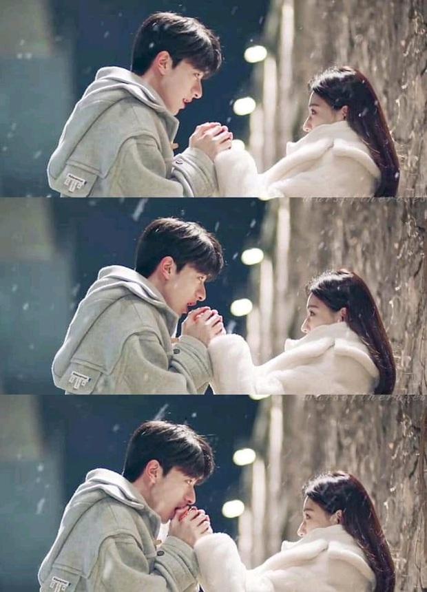 Lâm Nhất ở nhà luyện hôn gấu bông để trên phim khoá môi đàn chị, netizen tranh thủ: Anh ơi để em thế chỗ cho nè! - Ảnh 5.