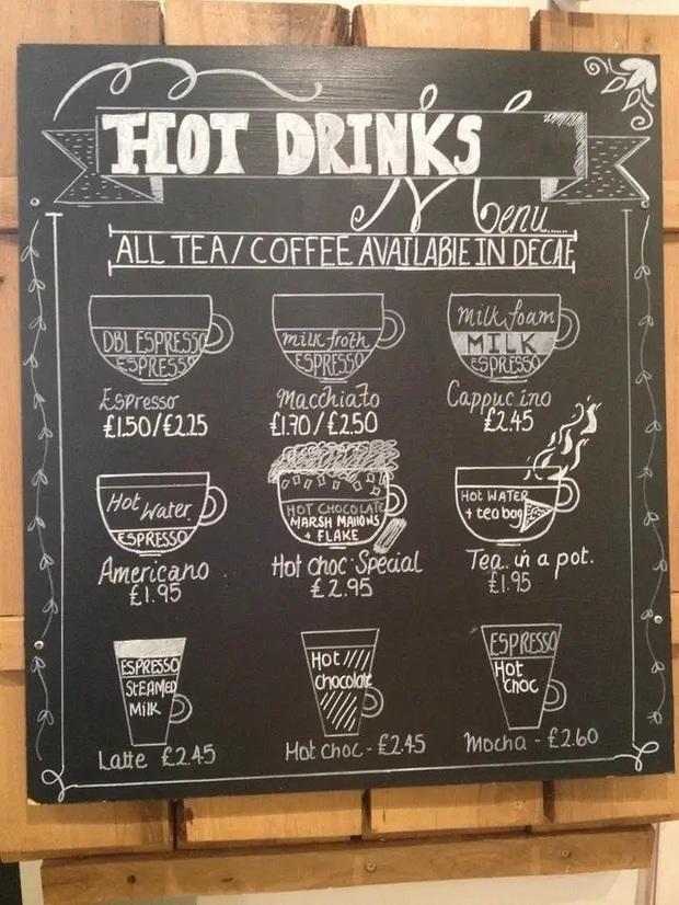"""Có 8 loại cafe thông dụng trong các quán hiện nay mà ai cũng khó lòng phân biệt được, những người """"sành"""" uống đôi khi còn nhầm lẫn - Ảnh 1."""