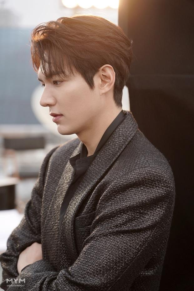 Quân vương bất diệt chưa lên sóng, Lee Min Ho đã khiến dân tình đảo điên với loạt ảnh hậu trường như tạp chí - Ảnh 3.