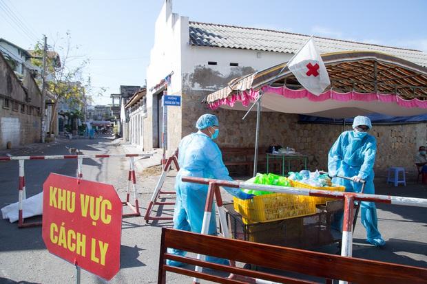 Sức khỏe của nữ bệnh nhân 34 ở Bình Thuận đã ổn định, không còn ho sốt - Ảnh 1.