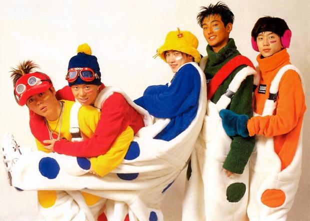 Đây là 5 boygroup đại diện lịch sử 20 năm Kpop: Giữa cả dàn idol huyền thoại là 1 nhóm duy nhất thế hệ mới! - Ảnh 2.