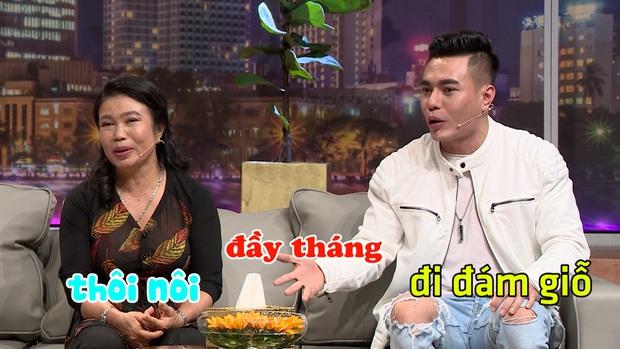 Lê Dương Bảo Lâm chơi lớn, tặng mẹ nhẫn kim cương trên sóng truyền hình - Ảnh 5.