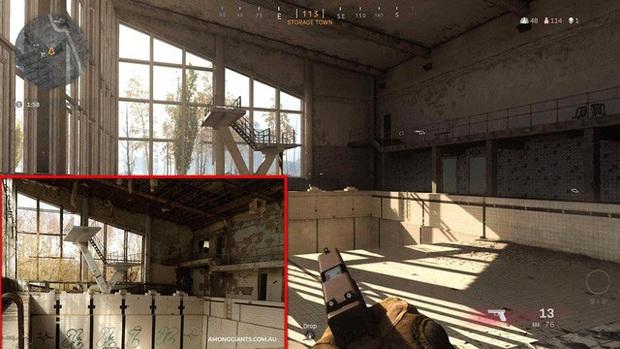 Game thủ tìm thấy một số địa điểm của bản đồ Call of Duty: Warzone ngoài đời thực - Ảnh 1.