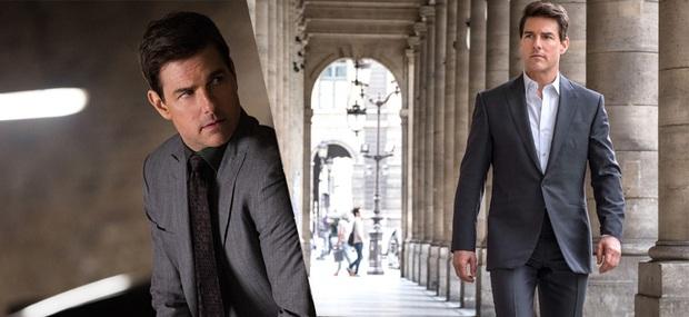 Hậu trường Mission: Impossible 7 lộ ảnh Tom Cruise bốc đầu phân khối lớn cực ngầu, chuẩn sugar daddy của chị em đây rồi! - Ảnh 1.