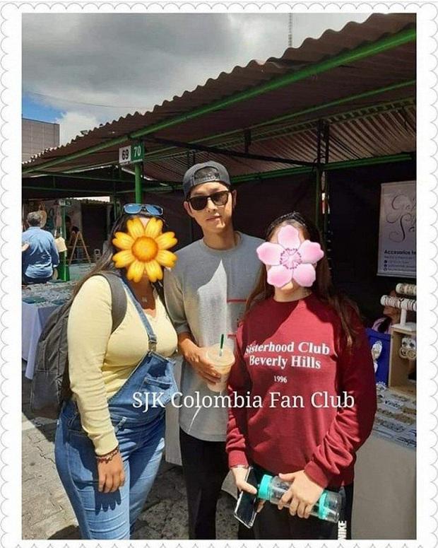 Song Joong Ki dừng quay phim tại Colombia, gấp rút về Hàn Quốc cuối tuần này vì dịch COVID-19 căng thẳng - Ảnh 3.