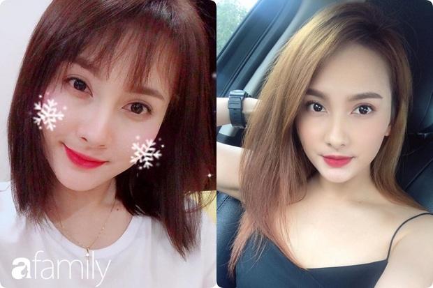 30 tuổi mới thử nghiệm tóc mái thưa, Bảo Thanh được khen trẻ xinh như hot girl dù đã có con trai lớn đùng - Ảnh 5.