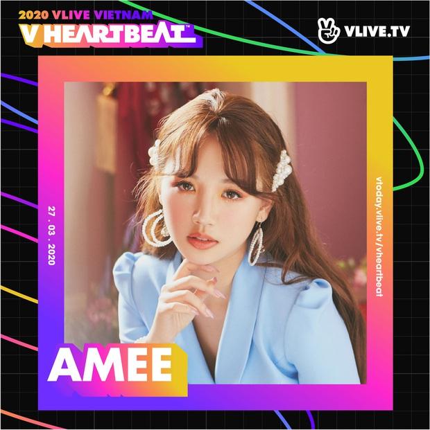 Hương Giang, K-ICM, AMEE cùng dàn sao Vpop xác nhận sẽ biểu diễn tại show acoustic chỉ phát livestream, không có khán giả giữa mùa dịch - Ảnh 4.