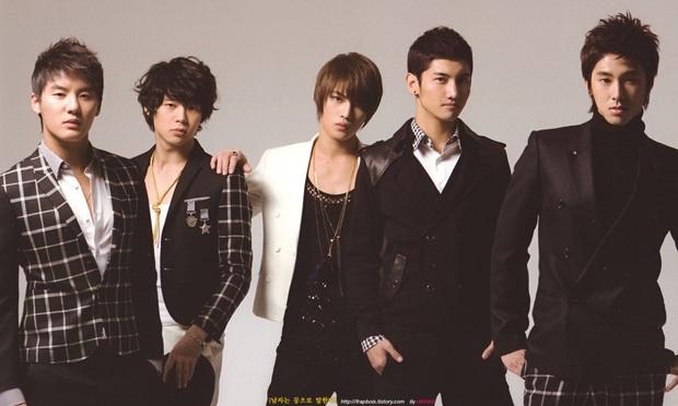 Đây là 5 boygroup đại diện lịch sử 20 năm Kpop: Giữa cả dàn idol huyền thoại là 1 nhóm duy nhất thế hệ mới! - Ảnh 5.