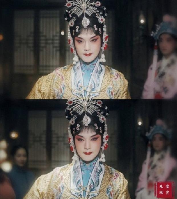 Bên Tóc Mai Không Phải Hải Đường Hồng vừa lên sóng, diễn xuất của nhân tình Huỳnh Hiểu Minh được netizen Trung o bế hết lời - Ảnh 3.