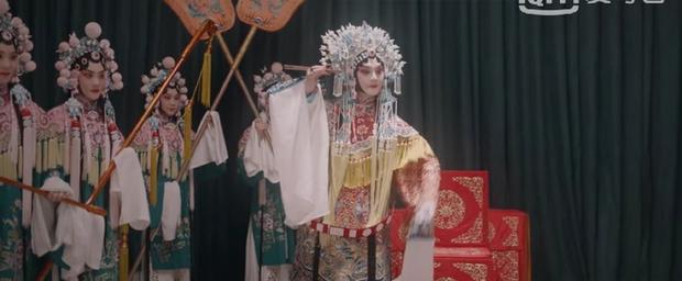 Bên Tóc Mai Không Phải Hải Đường Hồng vừa lên sóng, diễn xuất của nhân tình Huỳnh Hiểu Minh được netizen Trung o bế hết lời - Ảnh 4.
