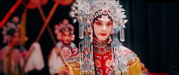 Bên Tóc Mai Không Phải Hải Đường Hồng vừa lên sóng, diễn xuất của nhân tình Huỳnh Hiểu Minh được netizen Trung o bế hết lời - Ảnh 6.