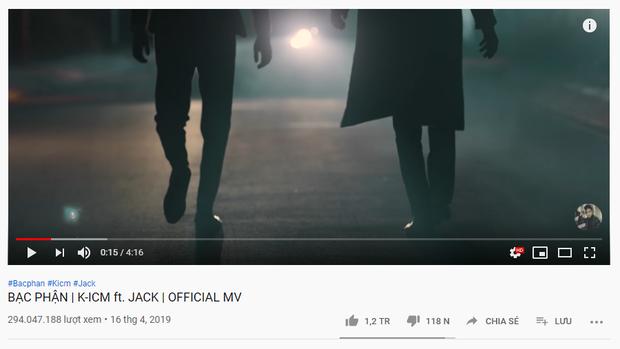 Jack ôm trọn top 1 trending và cán mốc 50 triệu view sau 10 ngày, Vpop quả thật chỉ còn Sơn Tùng M-TP mới có thể chống đỡ! - Ảnh 11.