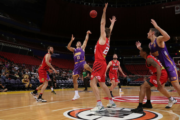 Vì Covid-19, loạt chung kết bóng rổ nhà nghề nước Úc phải tạm hoãn, BTC quyết định luôn ngôi vô địch - Ảnh 1.