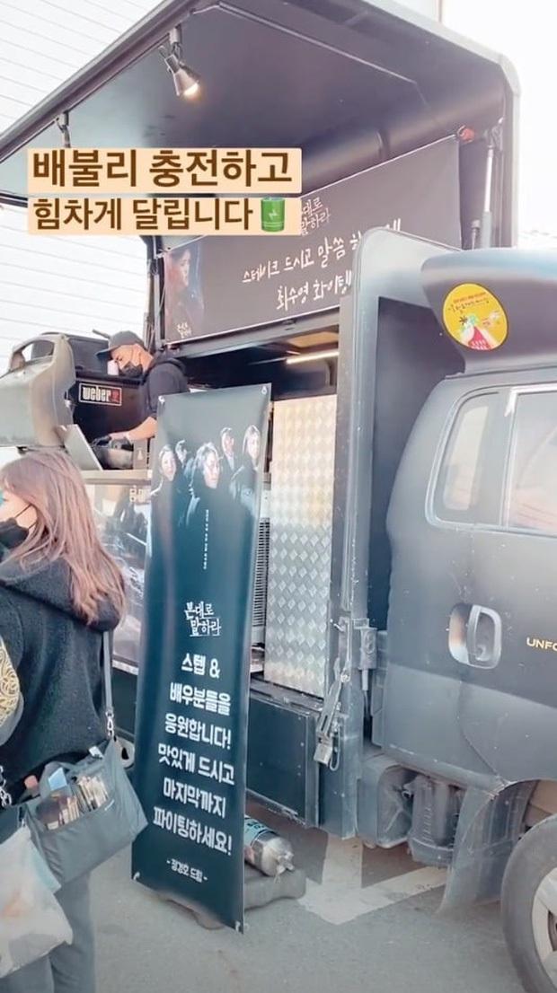 Thì thầm Kbiz: Nghe đâu Park Min Young và mỹ nhân SNSD có tin vui, Krystal - Kai phản bội nhau và tình trường của BTS - Ảnh 9.