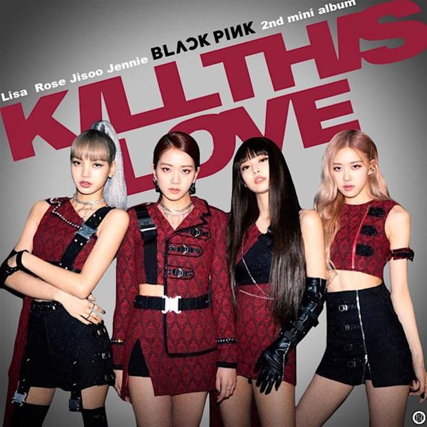 """Album Kpop bán chạy với doanh thu """"khủng"""" nhất Trung Quốc: BLACKPINK là girlgroup duy nhất lọt top 10, BTS """"thua thảm"""" boygroup huyền thoại 14 năm - Ảnh 6."""