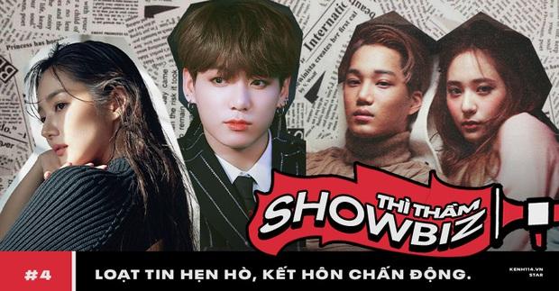Thì thầm Kbiz: Nghe đâu Park Min Young và mỹ nhân SNSD có tin vui, Krystal - Kai phản bội nhau và tình trường của BTS - Ảnh 2.