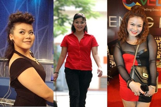 Dàn Vietnam Idol lột xác hậu giảm cân: Người đánh bay 35kg, người ngày càng xinh đẹp hơn - Ảnh 3.