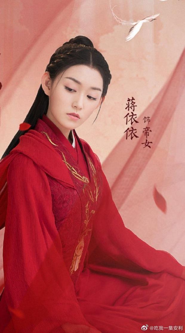 Sao nhí Mỹ Nhân Tâm Kế ngày nào giờ lột xác thành nữ thần 10X xứ Trung khả ái và sắc sảo khiến Cnet choáng ngợp - Ảnh 12.