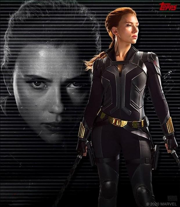 Chị đẹp Scarlett Johansson hứa hóa nhện bò trong Black Widow, tái hiện nguyên bản võ thuật từ thời Iron Man 2 - Ảnh 1.
