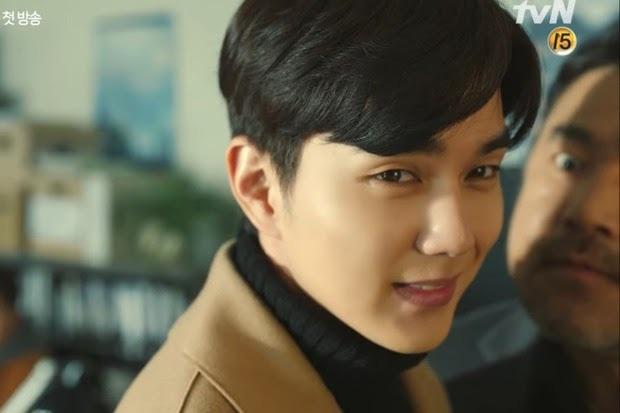 4 tạo hình gây tranh cãi trên phim châu Á thiếu sao được kiểu tóc lộ má bánh bao của điên nữ Kim Da Mi - Ảnh 1.