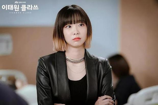 4 tạo hình gây tranh cãi trên phim châu Á thiếu sao được kiểu tóc lộ má bánh bao của điên nữ Kim Da Mi - Ảnh 4.
