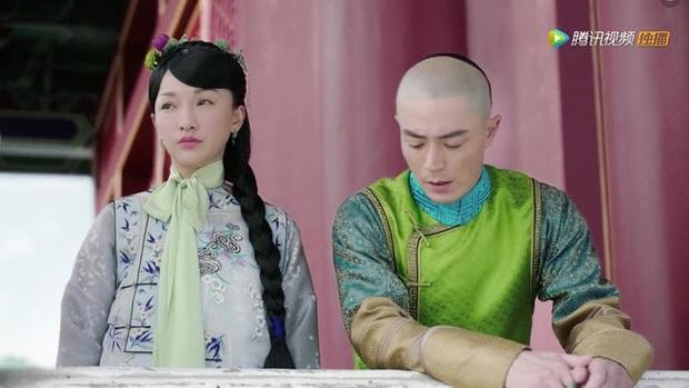 4 tạo hình gây tranh cãi trên phim châu Á thiếu sao được kiểu tóc lộ má bánh bao của điên nữ Kim Da Mi - Ảnh 12.