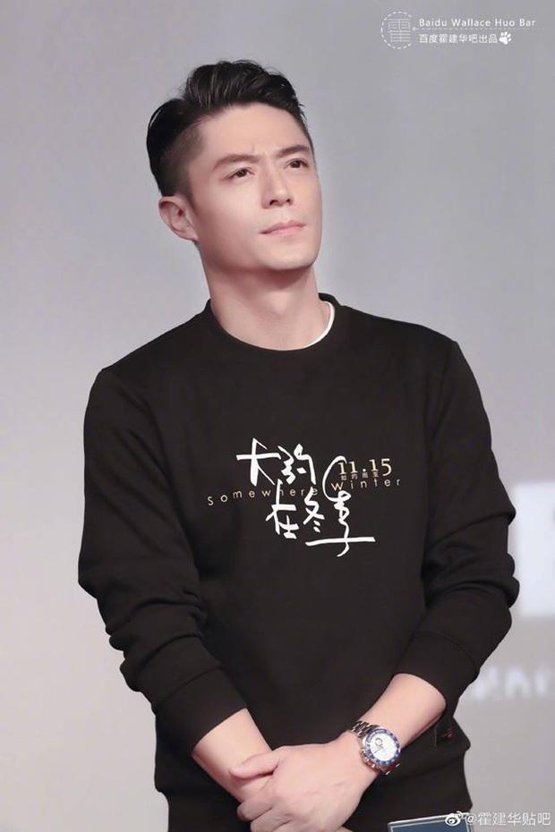Lâm Tâm Như ra mà xem Hoắc Kiến Hoa được fan nam tỏ tình táo bạo: Em sẽ vì anh mà bẻ cong giới tính - Ảnh 6.