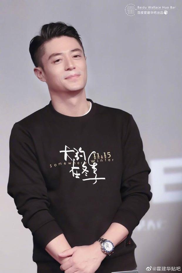 Lâm Tâm Như ra mà xem Hoắc Kiến Hoa được fan nam tỏ tình táo bạo: Em sẽ vì anh mà bẻ cong giới tính - Ảnh 5.