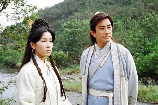 11 vai diễn làm nên tên tuổi Nhất Tỉ TVB Xa Thi Mạn: Trùm tắc kè hoa là chị, 4 vai một phim còn trị được huống gì tiểu tam đam mĩ - Ảnh 2.