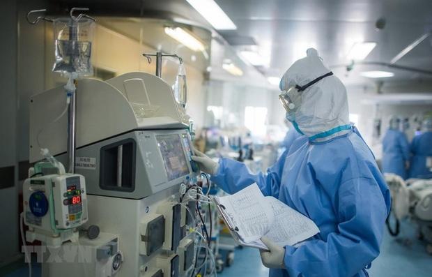 Hàng trăm triệu người trên thế giới bị phong tỏa do dịch COVID-19 - Ảnh 1.