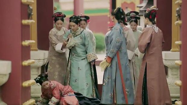 Kiếp trước tạo nghiệp ở Diên Hi Công Lược, kiếp này Thư Tần bị giáng làm nô tì tại phim đam mỹ của Nhàn phi Xa Thi Mạn - Ảnh 2.