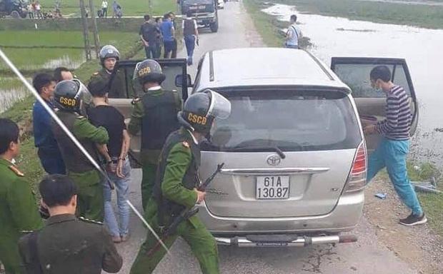Một chiến sĩ công an hi sinh khi vây bắt đối tượng ma túy - Ảnh 1.