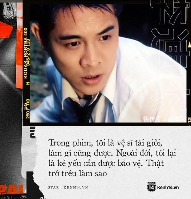 Lý Liên Kiệt: Vua Kungfu sự nghiệp khốn đốn vì mafia, ruồng rẫy vợ cả vì si mê Hoa hậu và cái kết tuổi xế chiều - Ảnh 3.