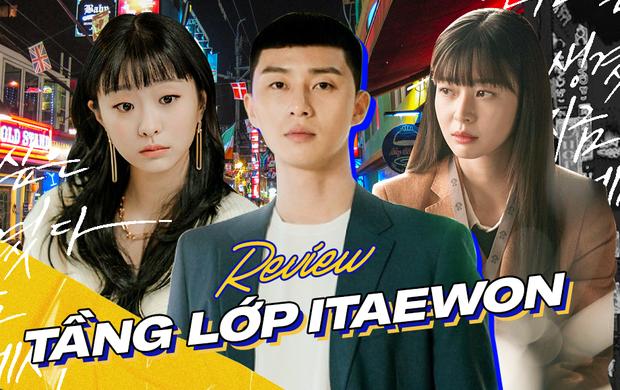 Review Tầng Lớp Itaewon: Chuyện nhiệt huyết tuổi trẻ lẽ ra còn hay ho hơn thế, phim mê bẻ lái bẻ luôn cả Park Seo Joon - Ảnh 1.