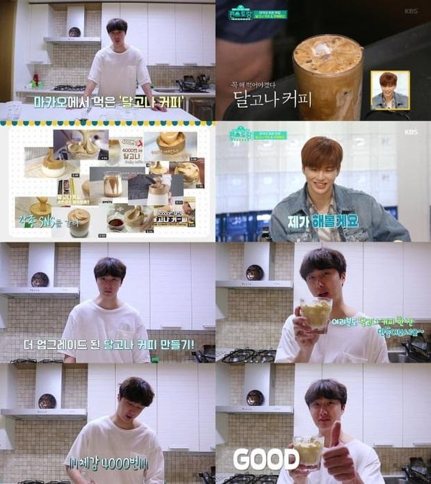 Quý tử Jangga của Tầng lớp Itaewon rủ Sehun (EXO) làm cà phê Dalgona: Đánh 1000 lần cũng ra thành phẩm OK! - Ảnh 1.