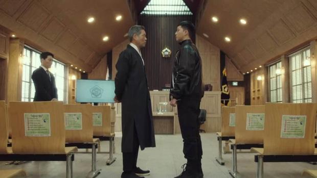 Thư Ký Kim lẫn Tầng Lớp Itaewon đều đầu voi đuôi chuột, Park Seo Joon tài năng nhưng vẫn thiếu 2% may mắn? - Ảnh 3.