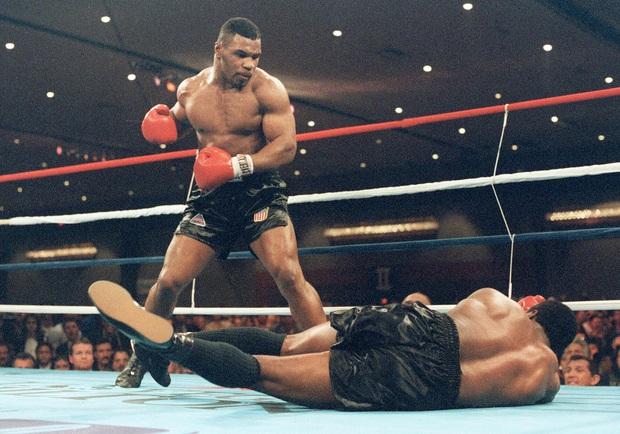 Mike Tyson, nhà vô địch quyền Anh nay là ông chủ trang trại cần sa - Ảnh 1.