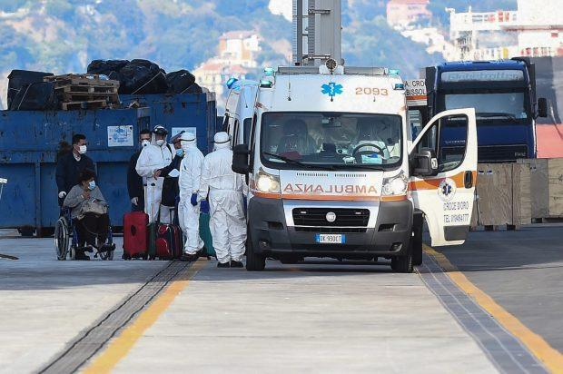 Italy tăng gần 800 người thiệt mạng vì nhiễm Covid-19, cả nước tổng cộng có hơn 4.800 người tử vong - Ảnh 1.