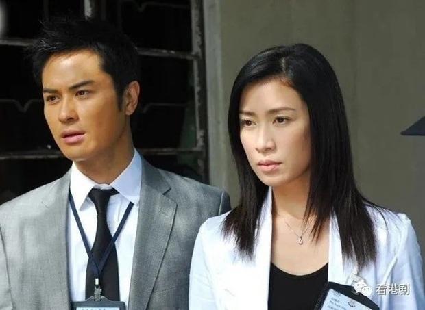 11 vai diễn làm nên tên tuổi Nhất Tỉ TVB Xa Thi Mạn: Trùm tắc kè hoa là chị, 4 vai một phim còn trị được huống gì tiểu tam đam mĩ - Ảnh 7.