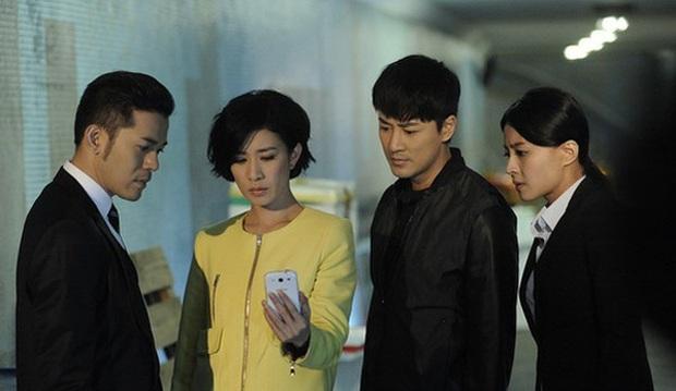 11 vai diễn làm nên tên tuổi Nhất Tỉ TVB Xa Thi Mạn: Trùm tắc kè hoa là chị, 4 vai một phim còn trị được huống gì tiểu tam đam mĩ - Ảnh 9.