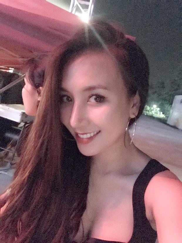 Bà xã Khắc Việt tự tin diện bikini ở tháng thứ 3 thai kỳ: Vòng 2 bắt đầu nhô lớn nhưng vòng căng đầy mới gây chú ý! - Ảnh 6.