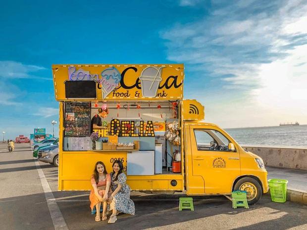 Đang rất hot gần đây: Dân tình thi nhau khoe check-in trên đường xe kem đẹp như trời Tây ở Vũng Tàu - Ảnh 1.