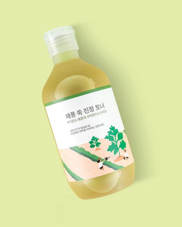 Ngay cả làn da đụng tí lên mụn cũng hóa mịn mướt, đẹp khó cưỡng nhờ 5 sản phẩm skincare Hàn Quốc sau đây - Ảnh 2.