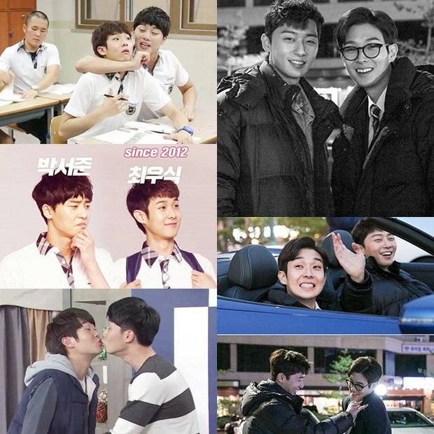 Choi Woo Sik khóc sướt mướt vì thương Park Sae Ro Yi ở Tầng Lớp Itaewon, fan chơi lầy kêu vì hụt cameo nên vậy! - Ảnh 3.